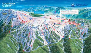 Mount Buller trail map