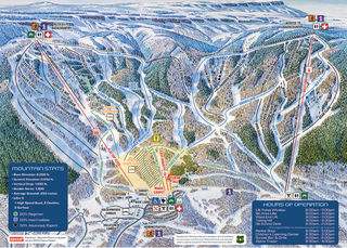 Powderhorn map